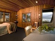 Interior Of Deluxe Cabin