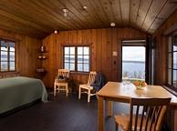 Interior Of Standard Cabin